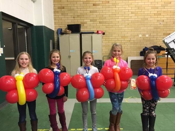 La Crescent PTO Fun Night